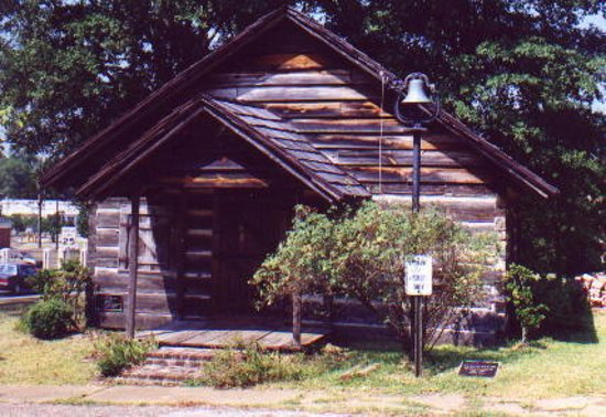 Log Court House