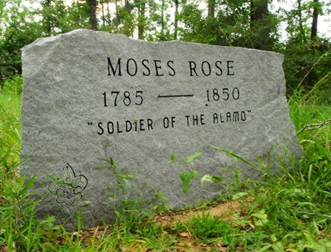 Moses Rose Ferguson Cemetery  - DeSoto Parish