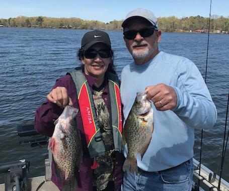 Fishing in Sabine Parish