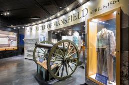 Mansfield State Historic Site and Museum in DeSoto Parish