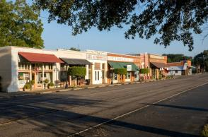 Grand Cane Cultural District in DeSoto Parish