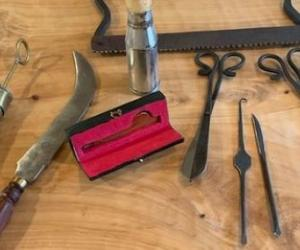Fort Jesup Crafts of the Past - Historic Medicine