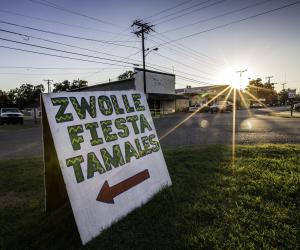 45th Annual Zwolle Tamale Fiesta