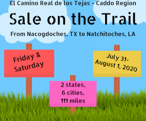 Sale on the Trail