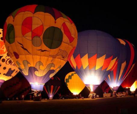 Annual Balloons Over DeSoto