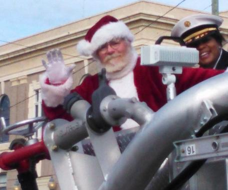 Mansfield Christmas Parade